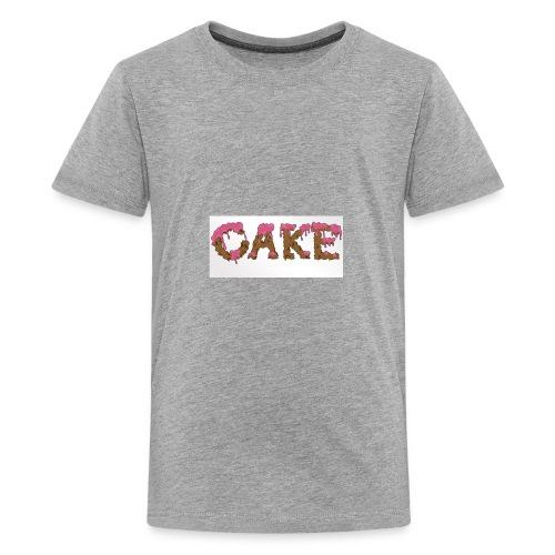 CAKE - Kids' Premium T-Shirt