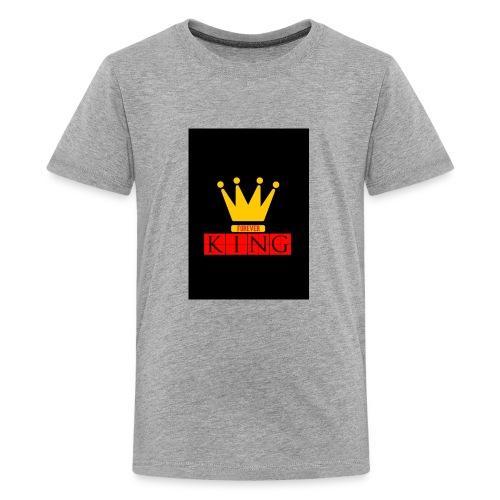 Forever king - Kids' Premium T-Shirt