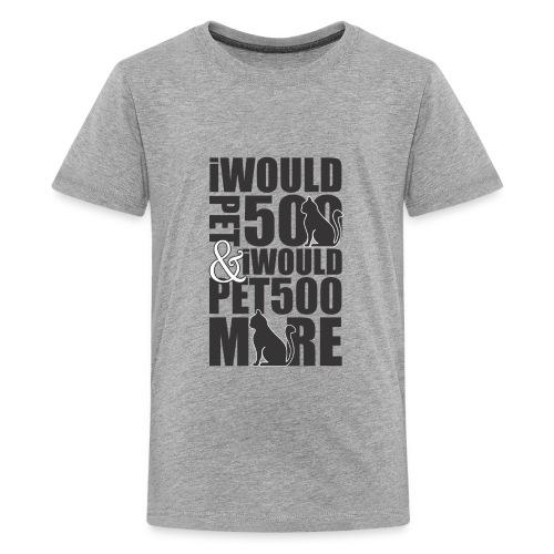 Love Cats - Kids' Premium T-Shirt