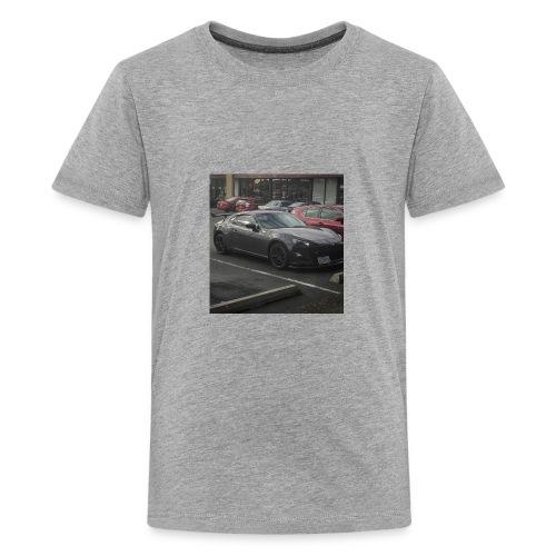 C08BF2CD 3A92 4D77 BA28 47B84260F327 - Kids' Premium T-Shirt