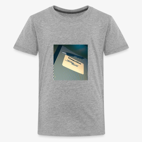 SpitFire - Released Cover - Kids' Premium T-Shirt