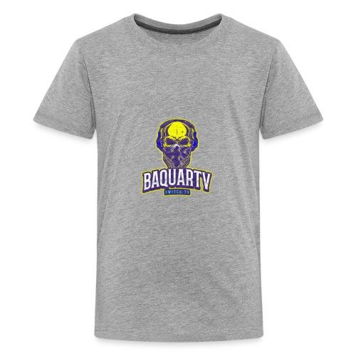 BaquarLogo - Kids' Premium T-Shirt
