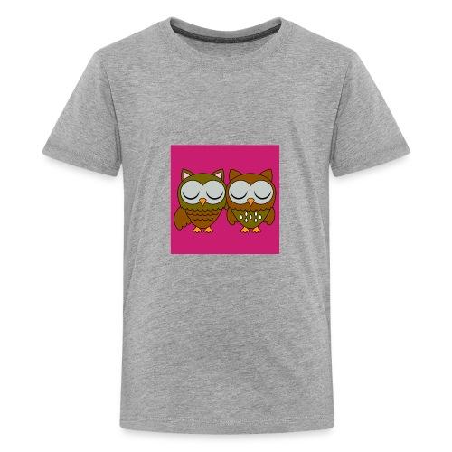 hoot hoot - Kids' Premium T-Shirt