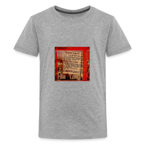 HisTory - Kids' Premium T-Shirt