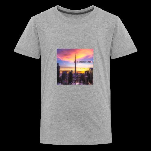 #TorontoStrong - Kids' Premium T-Shirt