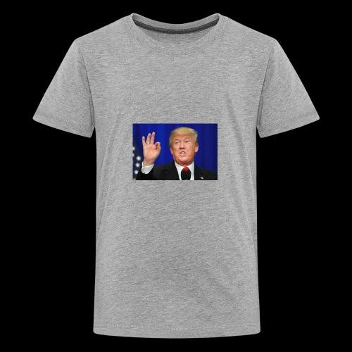 trumpo - Kids' Premium T-Shirt