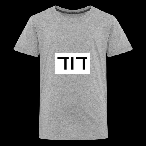 B8DCA243 FF75 443A AF05 2604B0992821 - Kids' Premium T-Shirt