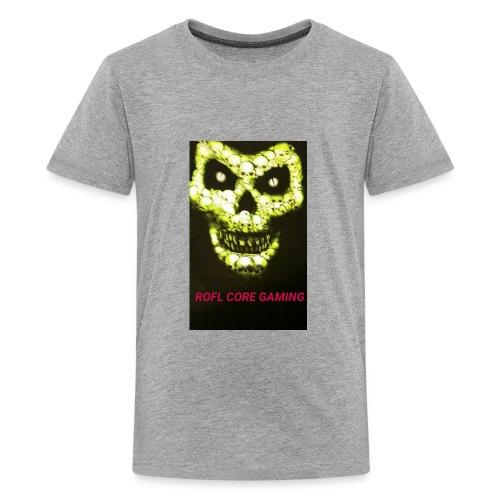 Roflcoregamingdesigns - Kids' Premium T-Shirt