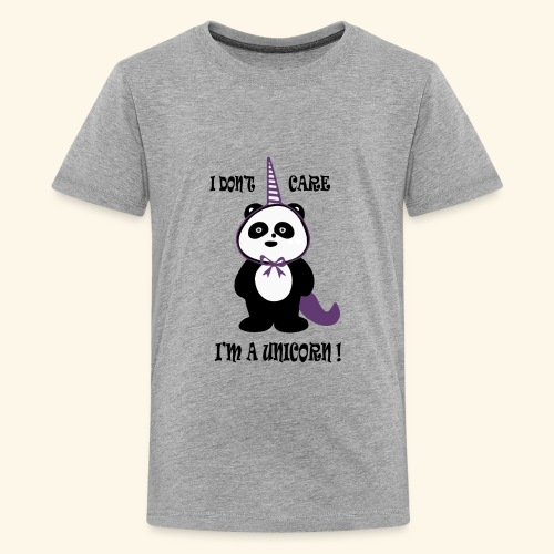 Limited Edition T-Shirt : PandaCorn - Kids' Premium T-Shirt