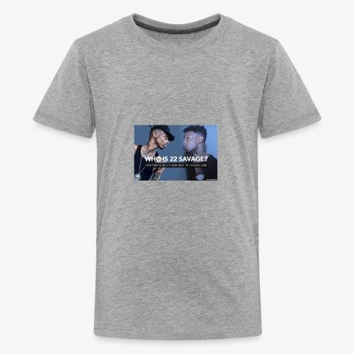 1475607142 6c4458de23d2a7788763e9d4d4b89455 - Kids' Premium T-Shirt