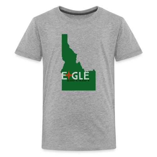 Eagle Idaho - Kids' Premium T-Shirt