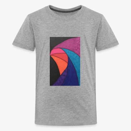 FCE840D7 CE5F 4C4B BB63 63CA440EEB10 - Kids' Premium T-Shirt