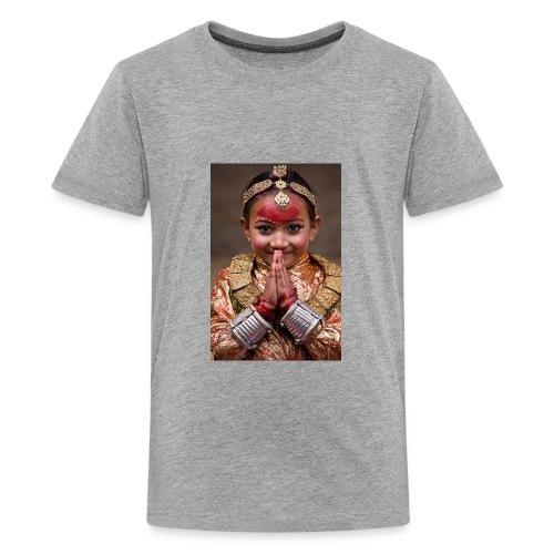 namaste - Kids' Premium T-Shirt