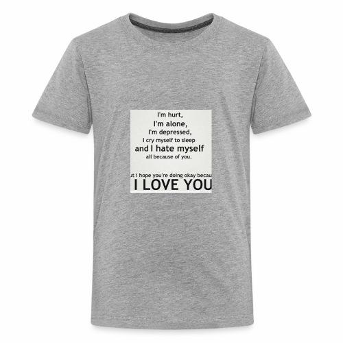 Deep Emotional - Kids' Premium T-Shirt