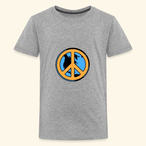 WorldPeace - Kids' Premium T-Shirt