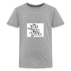 otw_final_graffiti_1 - Kids' Premium T-Shirt