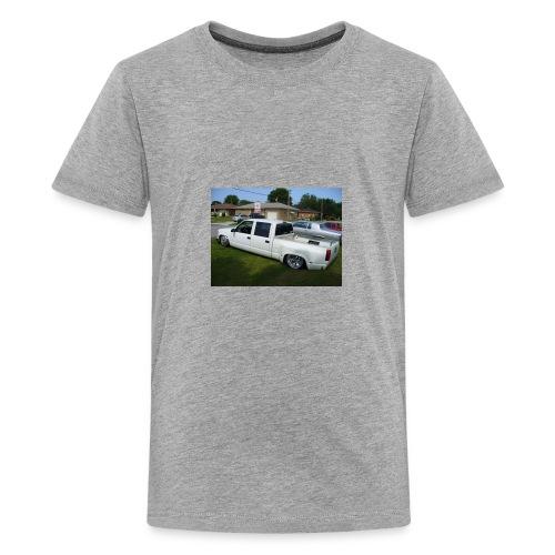 611E34BB 25FF 44B6 92B5 F98E134DE3D1 - Kids' Premium T-Shirt