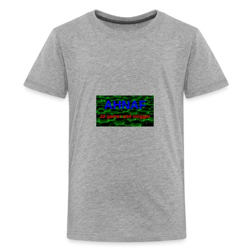 Screenshot 2018 01 22 at 12 56 03 PM - Kids' Premium T-Shirt