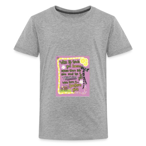 FBCC442A A487 40BF A45D EE536F423808 - Kids' Premium T-Shirt