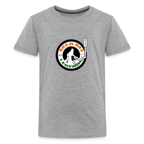 MIAMI LEGENDS GOT VINYL - Kids' Premium T-Shirt