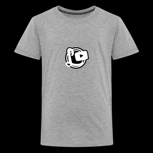 Logotipos Canal Leozzz 2 - Kids' Premium T-Shirt