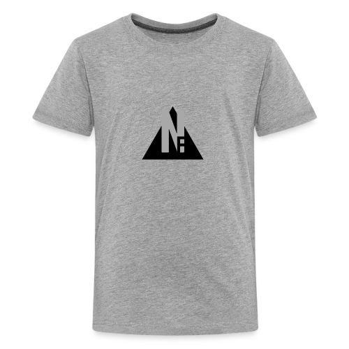 Basic NF Logo - Kids' Premium T-Shirt