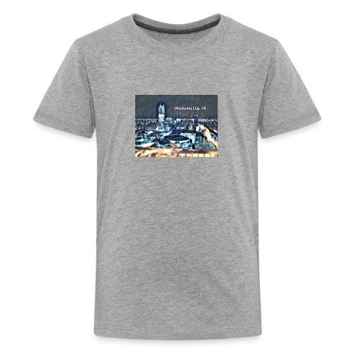Oklahoma City - Kids' Premium T-Shirt