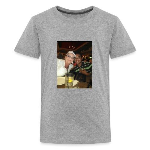 Sherry and Abrian - Kids' Premium T-Shirt