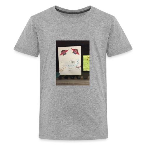 F660477A 0A7A 4DD6 8E2A 766E17AC1DC9 - Kids' Premium T-Shirt