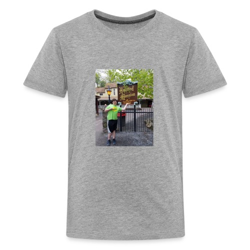 the fantastic toys club's guy #im so awsome yeah!! - Kids' Premium T-Shirt