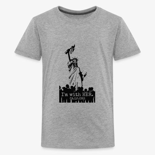 CA Liberty - Kids' Premium T-Shirt
