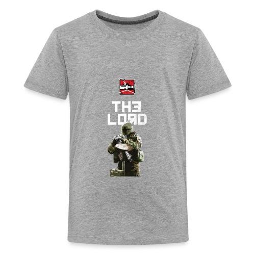 Lord Tachanka logo - Kids' Premium T-Shirt