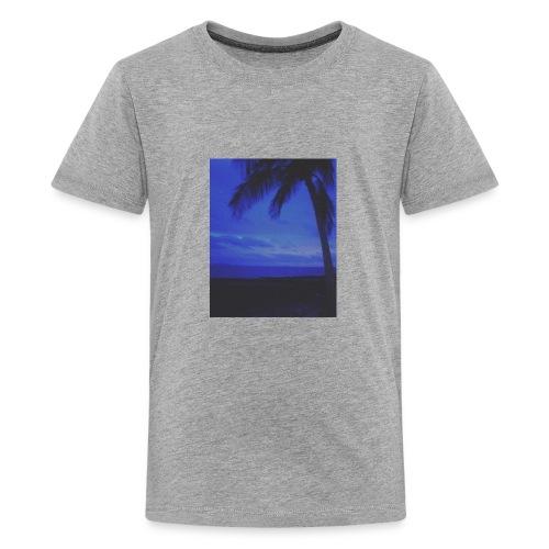 Queensland Palms - Kids' Premium T-Shirt