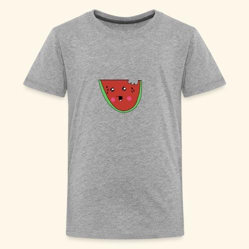 watermelon cutie - Kids' Premium T-Shirt