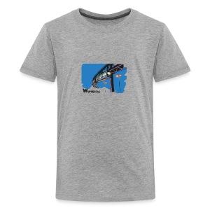 Schwebebahn,Wuppertal - Kids' Premium T-Shirt
