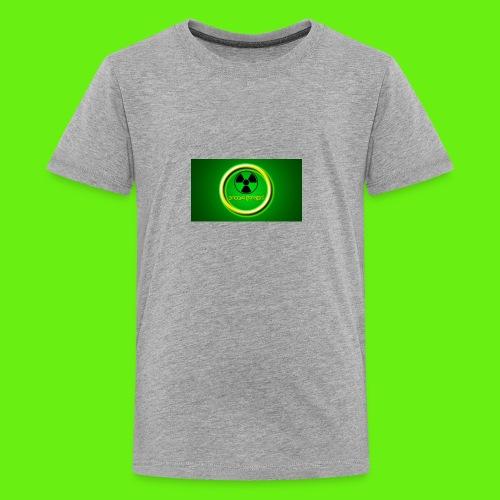 CorrosiveLick Reborn logo - Kids' Premium T-Shirt