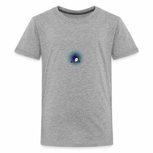 Peak logo tran - Kids' Premium T-Shirt