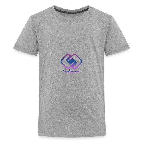 happy 900 custermors - Kids' Premium T-Shirt