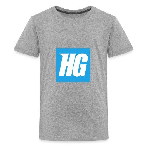 Hardcoregamer - Kids' Premium T-Shirt