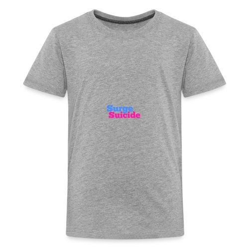 Surge Suicide - Kids' Premium T-Shirt
