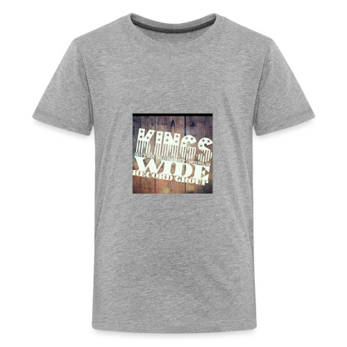 K.E - Kids' Premium T-Shirt