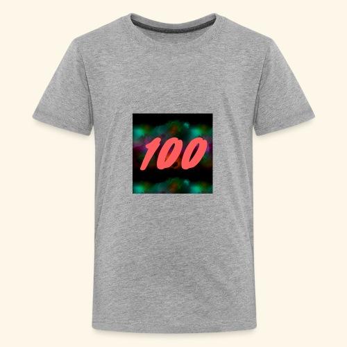 100 Views - Kids' Premium T-Shirt