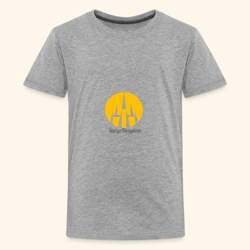 Surge Kingdom Castle - Kids' Premium T-Shirt
