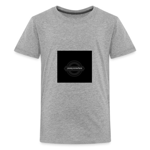 Young screwface - Kids' Premium T-Shirt