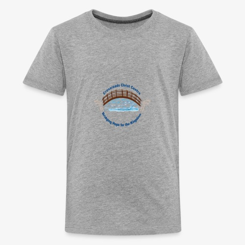 Crossroads Christ Centre - Kids' Premium T-Shirt