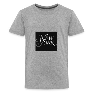 New york logo - Kids' Premium T-Shirt