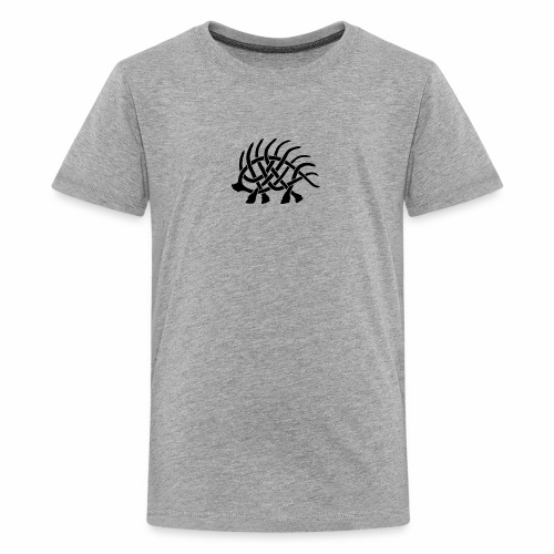 Boar Knot - Black - Kids' Premium T-Shirt