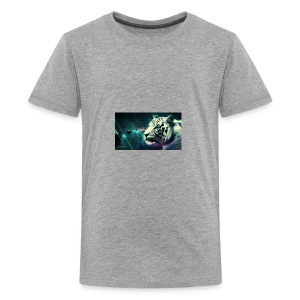 White_tiger - Kids' Premium T-Shirt