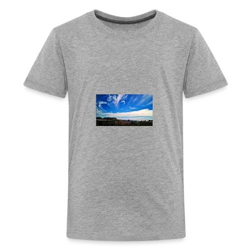 Autumn can be beautiful - Kids' Premium T-Shirt