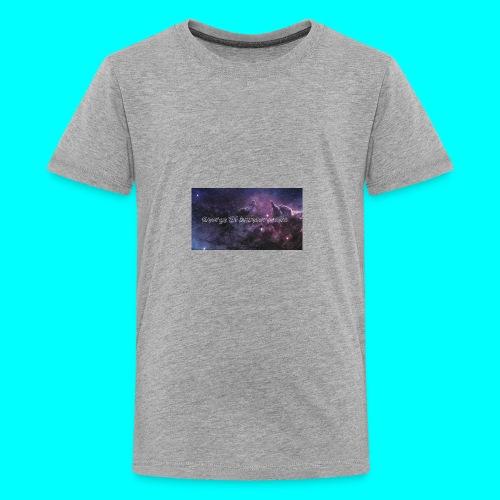 Banner_YT_- - Kids' Premium T-Shirt